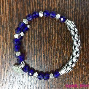Alex and Ani Riptide Calypso Wrap Bracelet